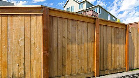 Superior Fence Construction - wood fence