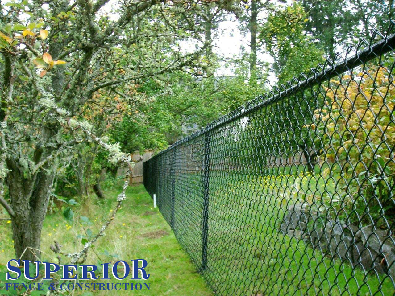 Superior Fence & Construction - chain link fence