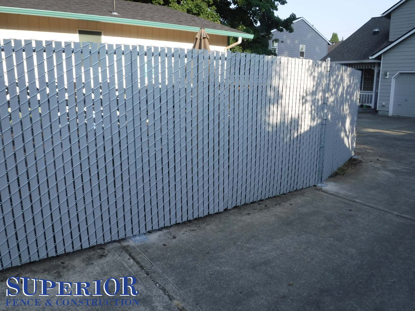 Portland Chain link fence contractor and installation